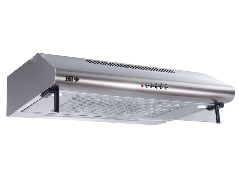 hotte de cuisine avec filtre a charbon