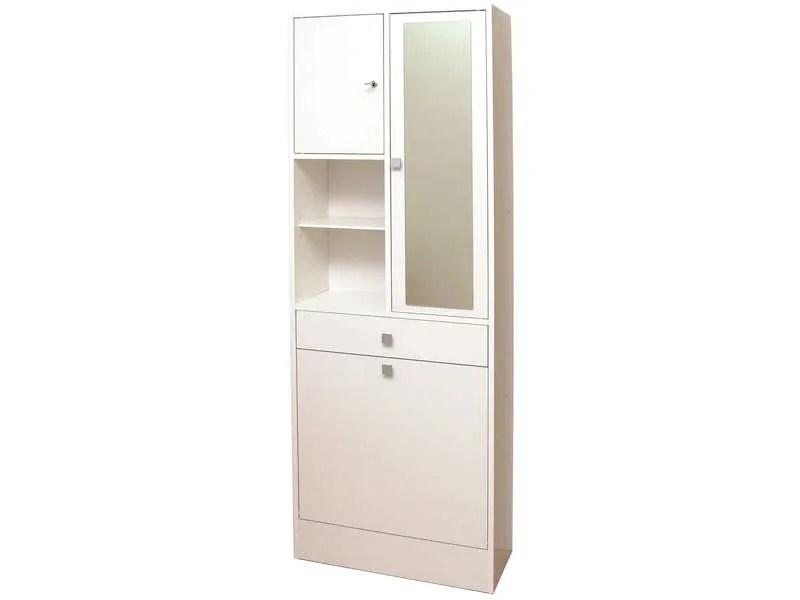 meuble haut de salle de bain conforama