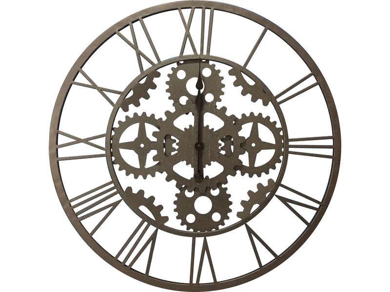 Interesting Horloge With Horloge Silencieuse Design