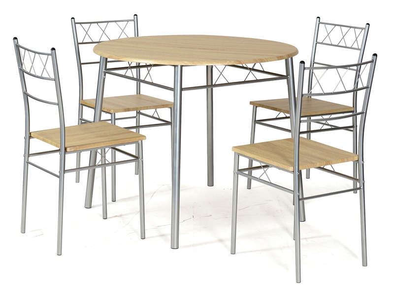 table ronde cuisine conforama