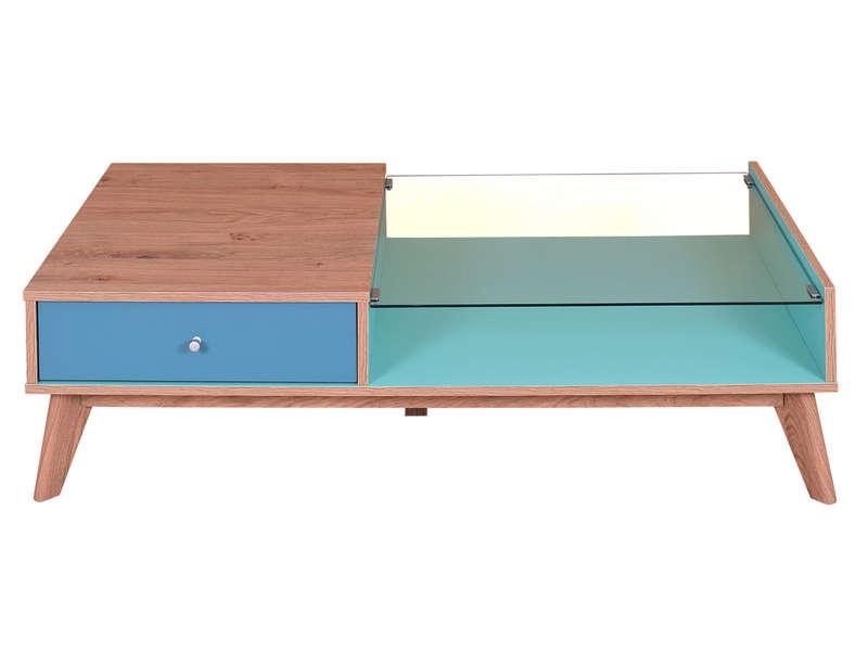 table basse rectangulaire samsa vente