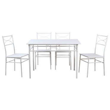 ensemble table et 4 chaises de cuisine