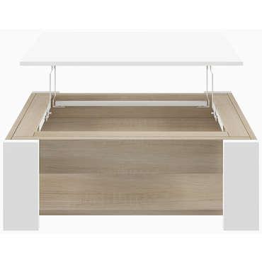 table basse plateau relevable 710211