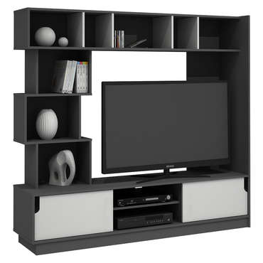 meuble tv haut 169 5 cm harper vente