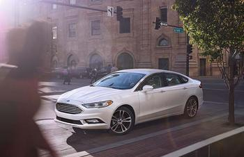 Ford Motor Company Is Recalling 39 Model Year 2017 Fusions Manufactured From March 10 Through 16 2017ford