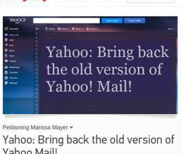 The Internet Has Been Buzzing In The Last Week With Angry Yahoo Mail Users Who Discovered The Email Service They Have Been Using