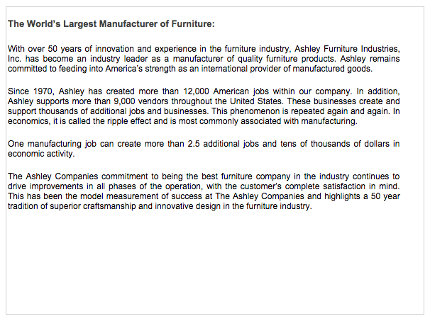 Top 2 045 Reviews And Complaints About Ashley Furniture