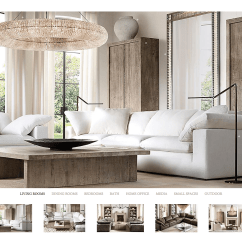 Rh Leather Sofa Reviews L Shaped India Top 320 Complaints And About Restoration Hardware