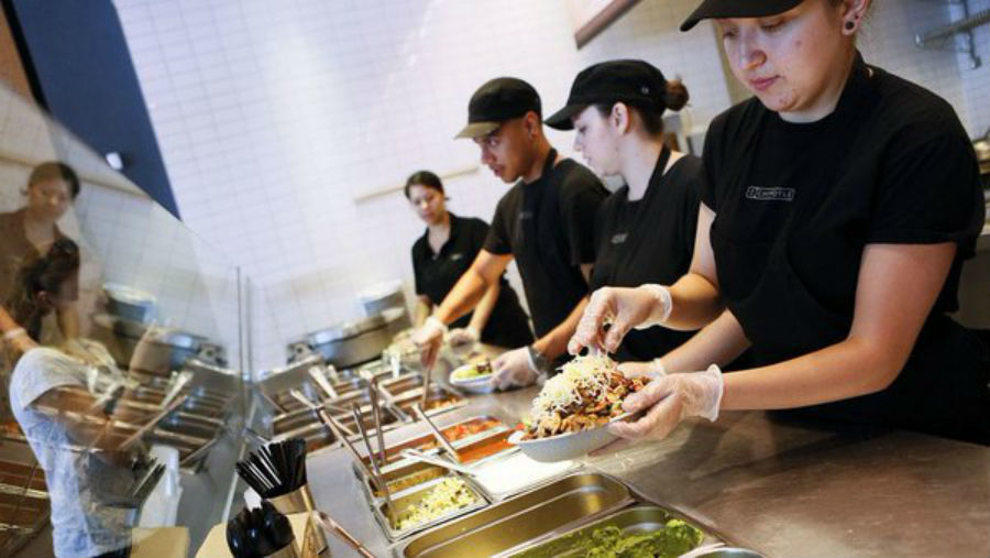 Chipotle sued for misleading menu labeling practices