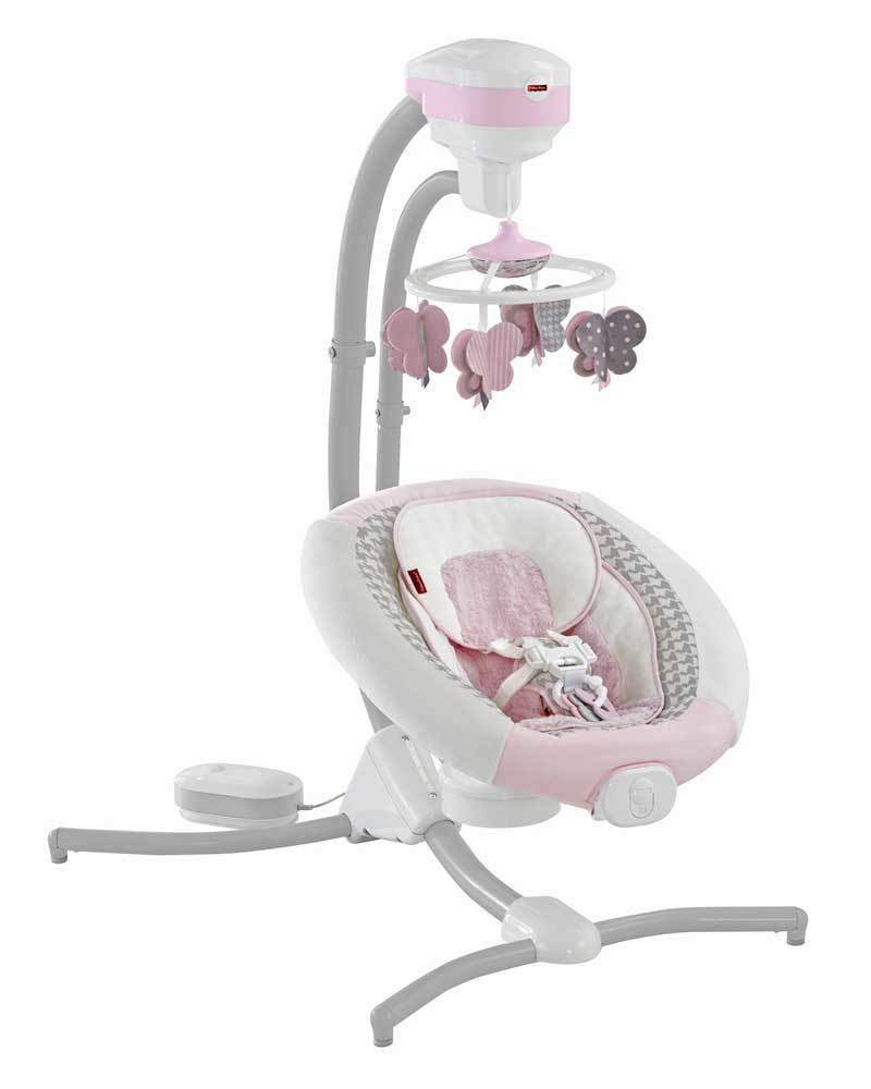 FisherPrice recalls infant cradle swings