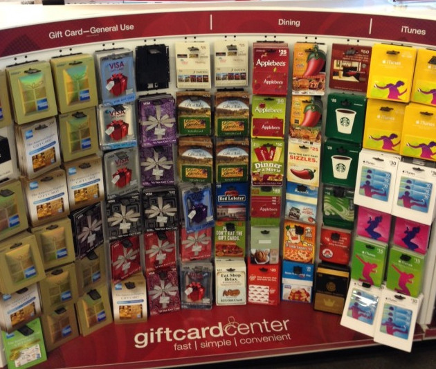 Scam Alert Be Wary Of Gift Cards Sold On A Retailers Rack
