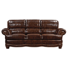 brooklyn bonded leather lounger chair and ottoman base swivel sofas vs genuine what s the difference