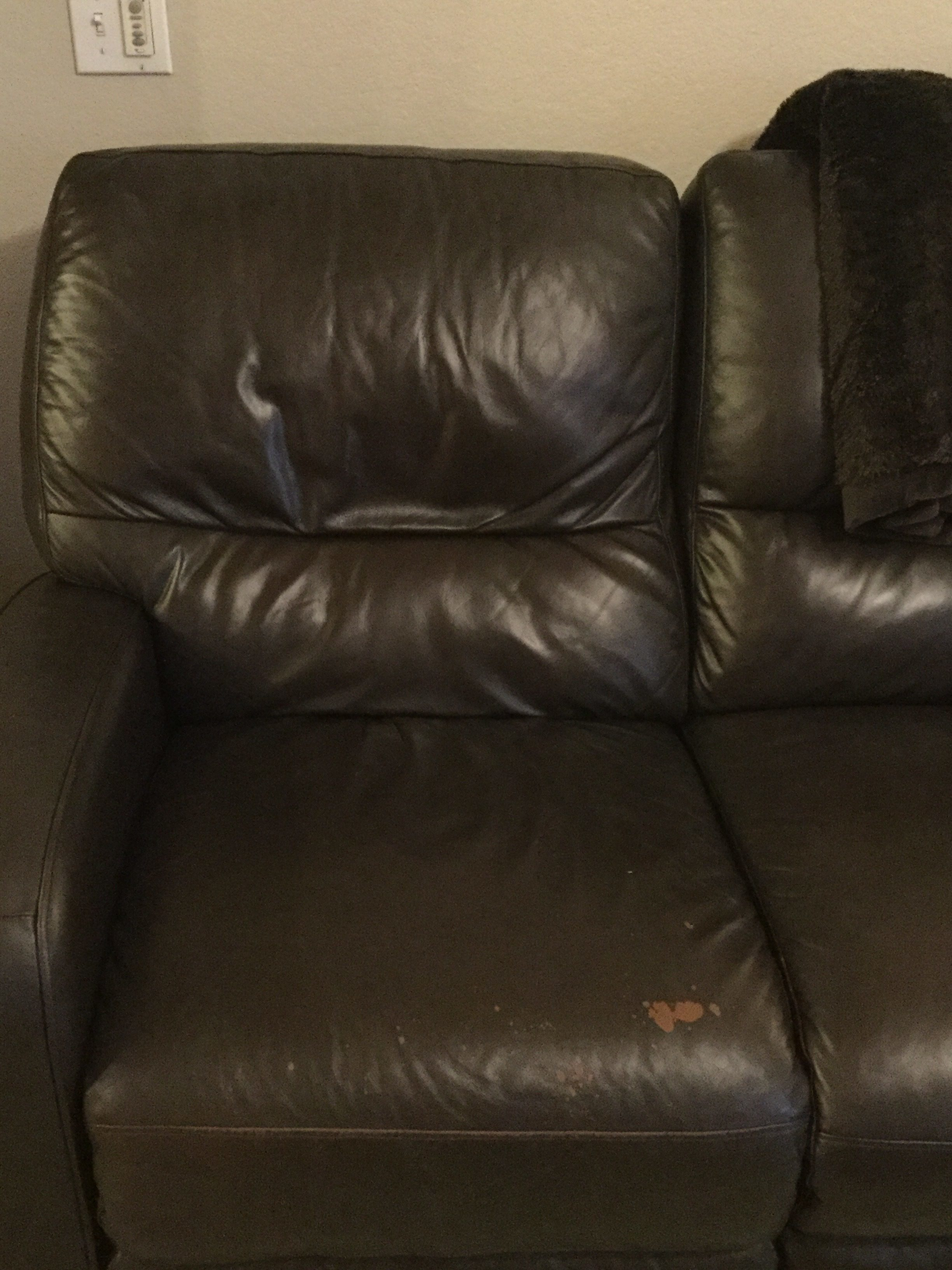 how do i repair a rip in leather sofa 2 seater black dfs top 276 complaints and reviews about bassett furniture direct