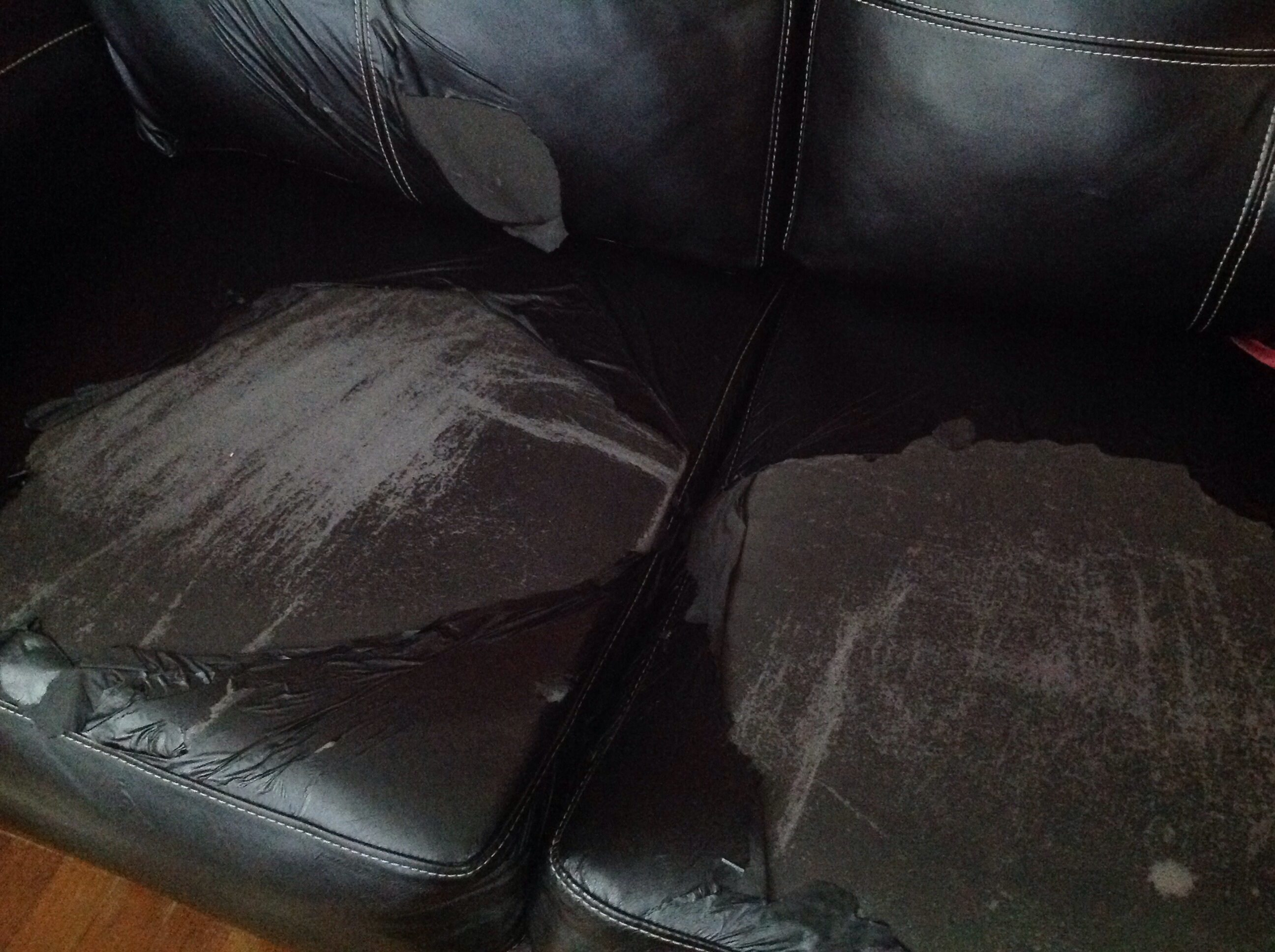 my leather chair is peeling covers outdoor top 793 complaints and reviews about bob's discount furniture | page 2