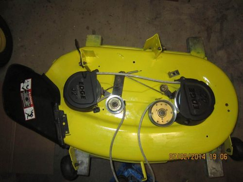 small resolution of jd 48 mower deck schematic jd get free image about john deere la120 wiring diagram d120 john deere wiring diagram