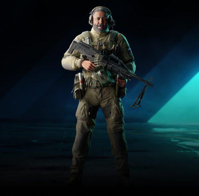 Battlefield 2042 Specialists – Pyotr Guskovsky – Electronic Arts