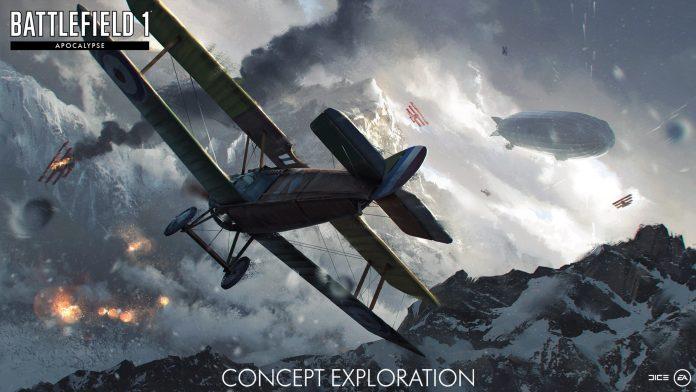 Battlefield 1 Apocalypse Razor's Edge