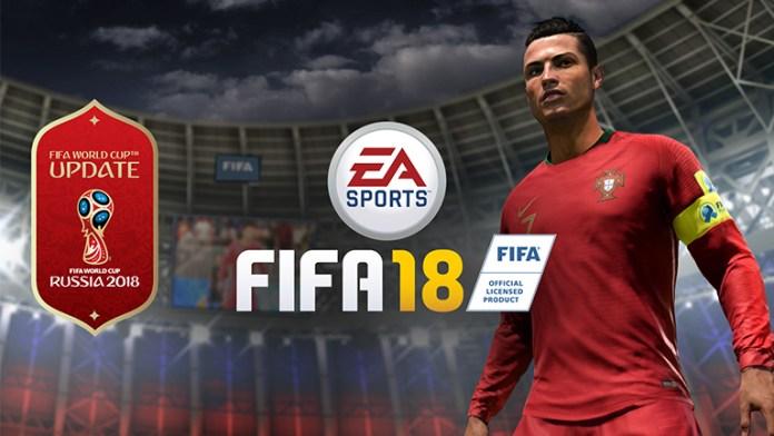 Resultado de imagem para Fifa 2018