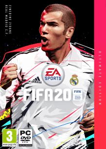 FIFA 20 Ultimate Sürüm