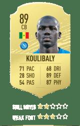 Koulibaly FUT 20