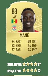 Mané FUT 20