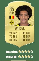 Witsel FUT 20