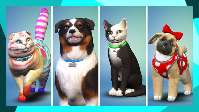 buy the sims 4 bundle cats dogs