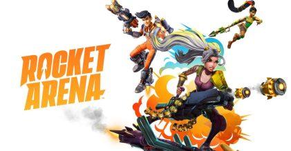 Rocket Arena - an Action Fueled Explosive 3v3 Shooter - EA Official Site