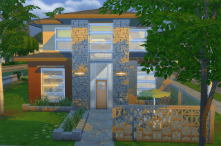 Casas Simples The Sims Freeplay