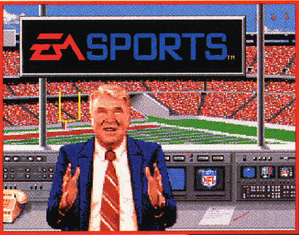 Image result for john madden video game