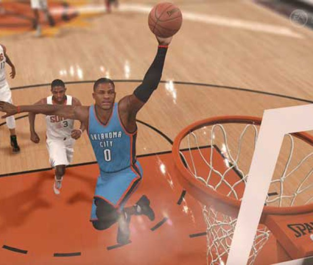 Nba Live 16 Learn The Basics