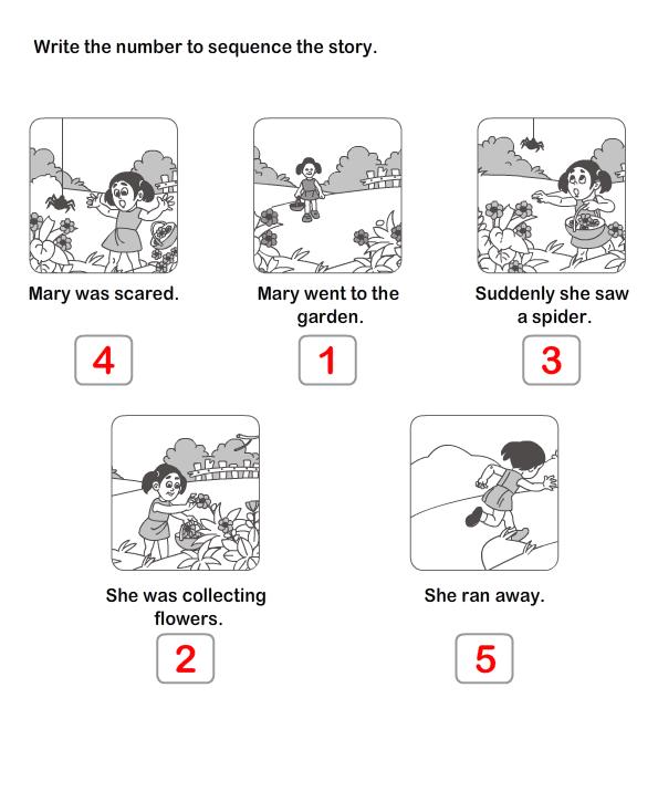 Kids Printable Worksheets