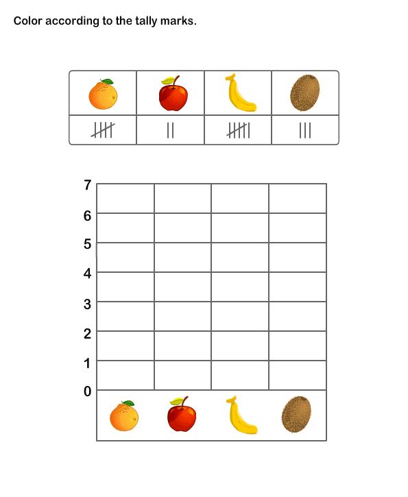 Printable Math Practice Sheet for Kids