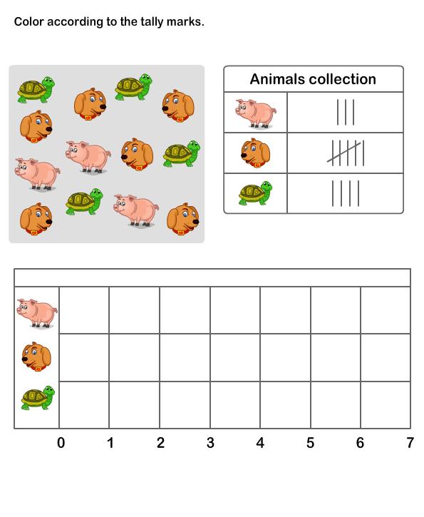 Printable Math Worksheets for Kids