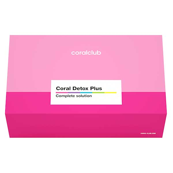 Coral Detox Plus | Coral Club Srbija