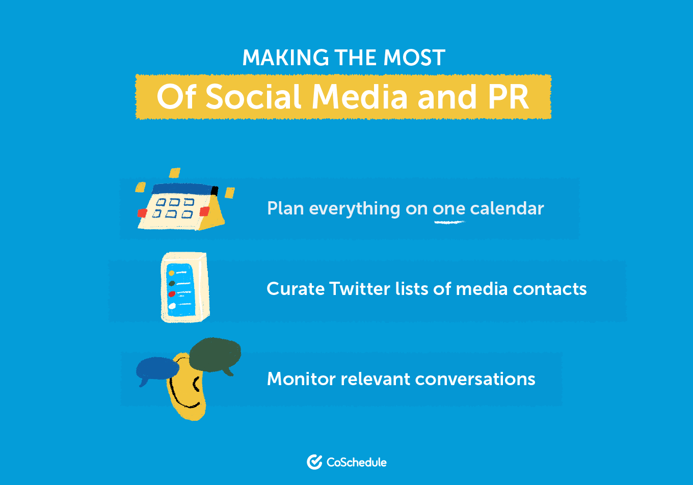 Making the most of social media and PR