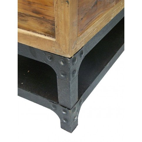 meuble tv industriel 3 tiroirs sullivan