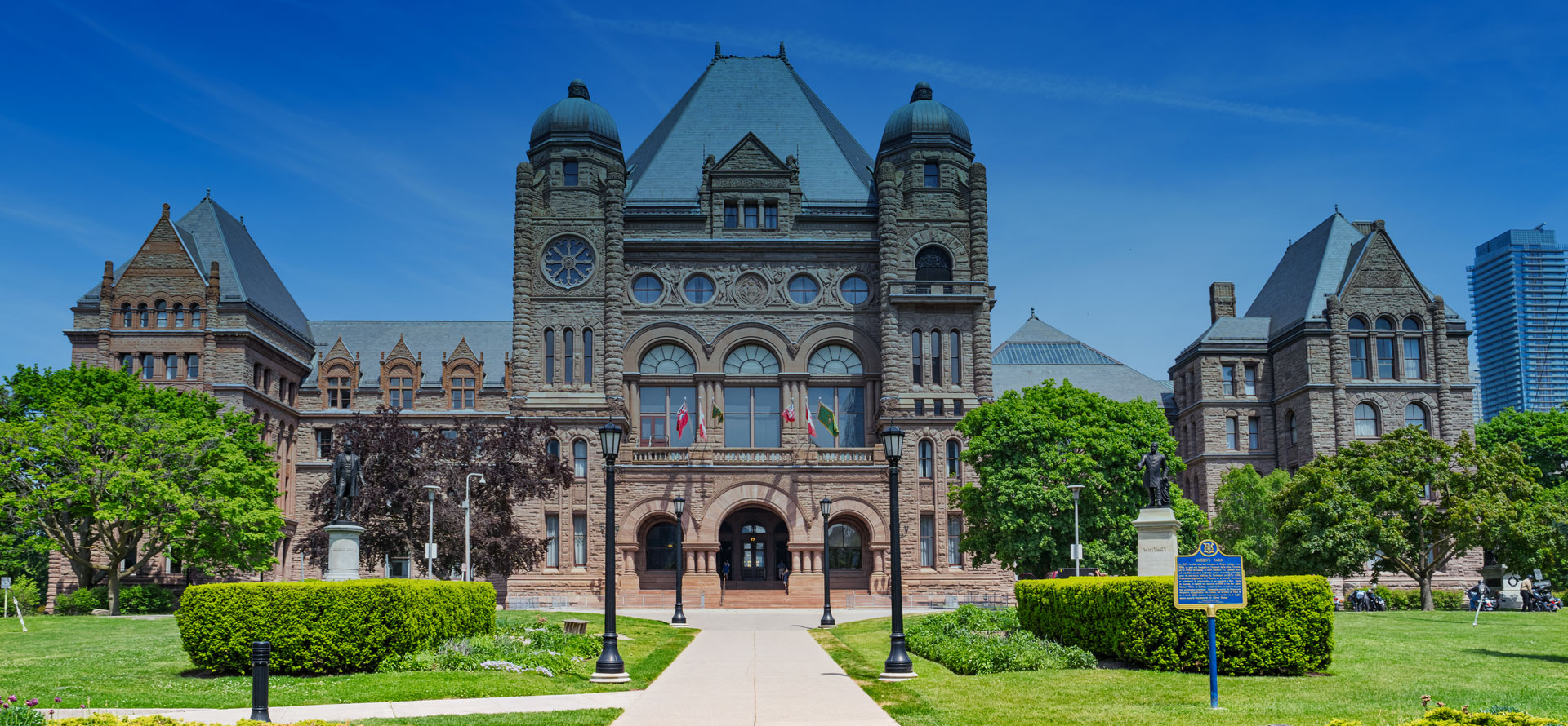 Ontario Government Passes Chartered Professional
