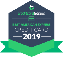 Best American Express credit cards in Canada for 2019 award seal