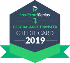 Best balance transfer credit cards in Canada for 2019 award seal