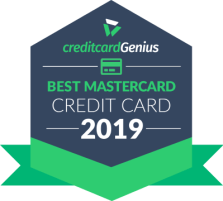 Best Mastercard credit cards in Canada for 2019 award seal