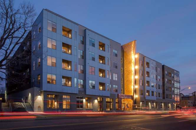 Reit Adds The Muse To Denver Apt