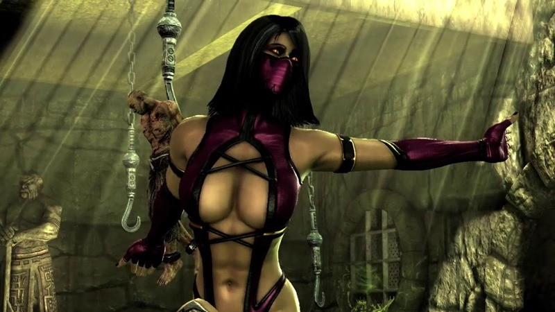 Mileena in Mortal Kombat 9