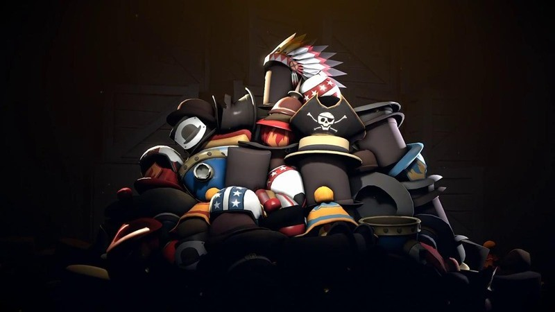 Steam opens up hat market to all games