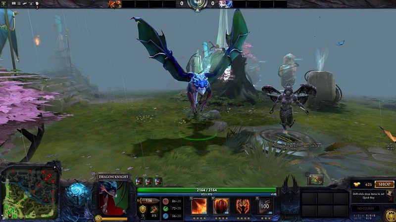 Is that Dragon Knight or Winter Wyvern?