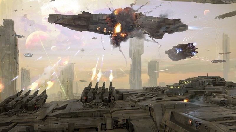 Dreadnought is far more tactical than you thin