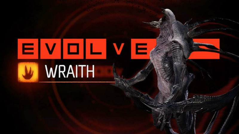 Evolve Wraith