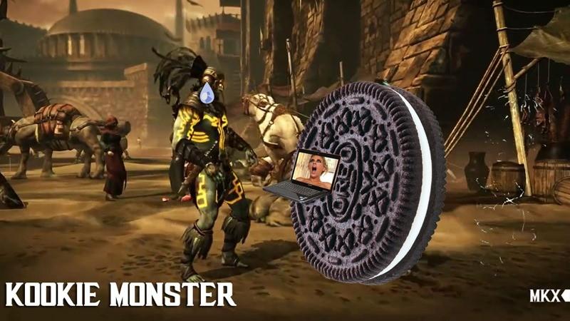 Kookie monster