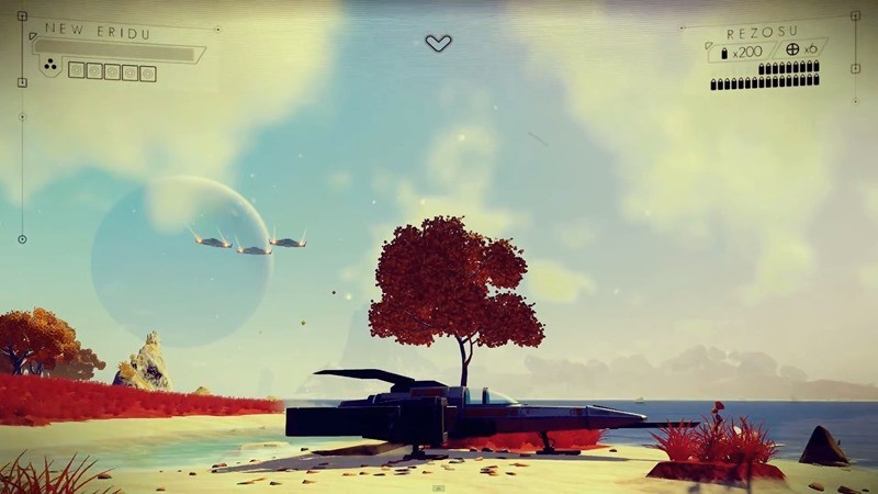 No Man's Sky's audio will be procedural too