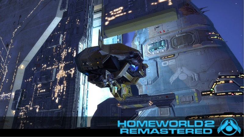 Homeworld remastered 2